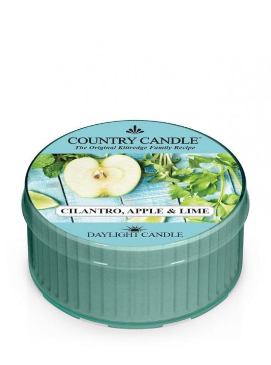 Country Candle - Cilantro, Apple & Lime - Daylight (35g)