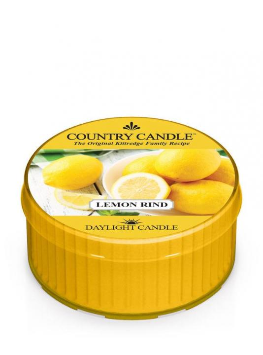 Country Candle - Lemon Rind - Daylight (35g)
