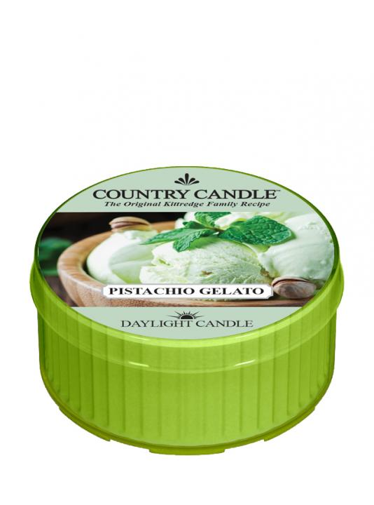 Country Candle - Pistachio Gelato - Daylight (35g)