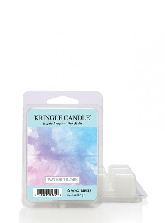 Kringle Candle - Watercolors - Wosk zapachowy potpourri (64g)