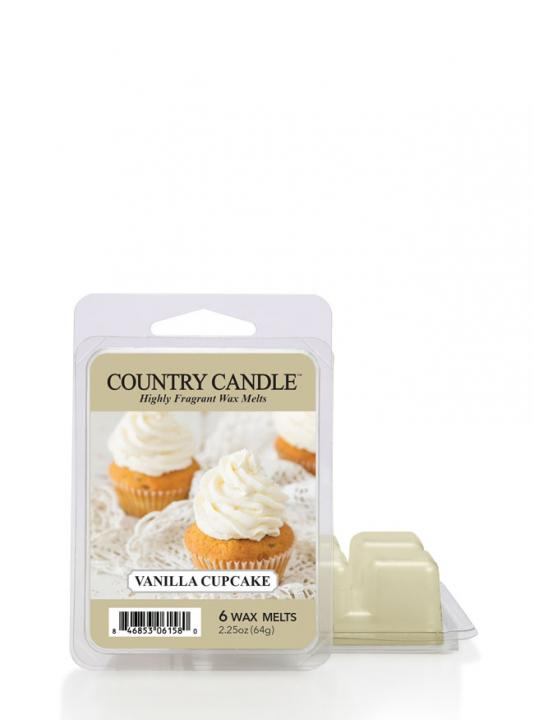 Country Candle - Vanilla Cupcake - Wosk zapachowy potpourri (64g)