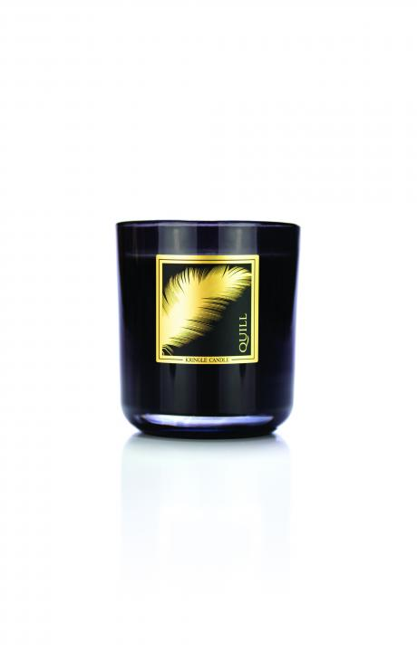 Kringle Candle - Quill - Tumbler (340g) z 2 knotami