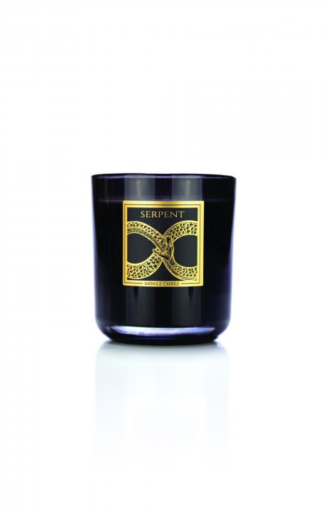 Kringle Candle - Serpent - Tumbler (340g) z 2 knotami