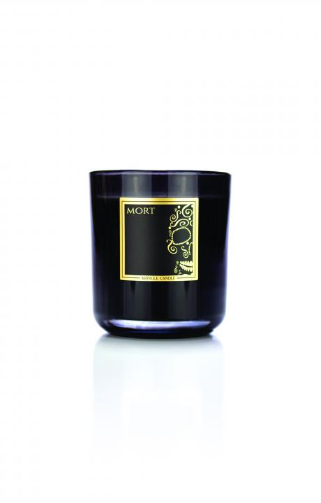 Kringle Candle - Mort -  Tumbler (340g) z 2 knotami
