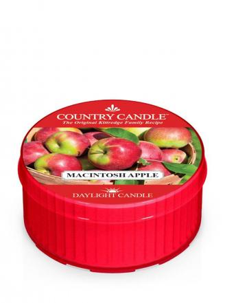 Country Candle  Macintosh Apple  Daylight (35g)