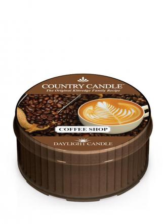 Country Candle  Coffee Shop  Daylight (35g)