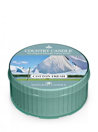 Country Candle  Cotton Fresh  Daylight (35g)