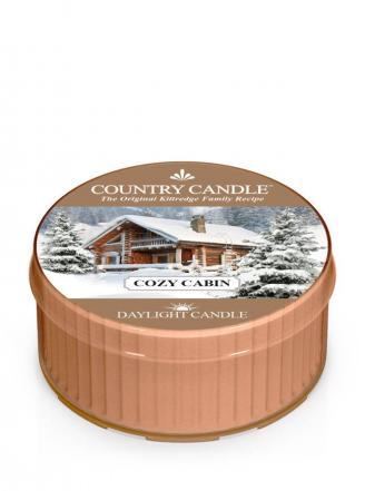 Country Candle  Cozy Cabin  Daylight (35g)