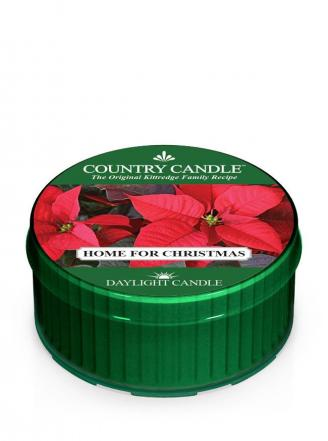 Country Candle  Home For Christmas  Daylight (35g)