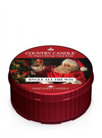 Country Candle  Jingle All The Way  Daylight (35g)