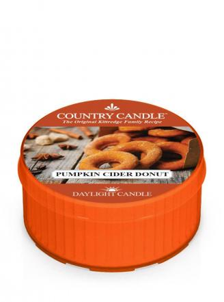 Country Candle  Pumpkin Cider Donut  Daylight (35g)