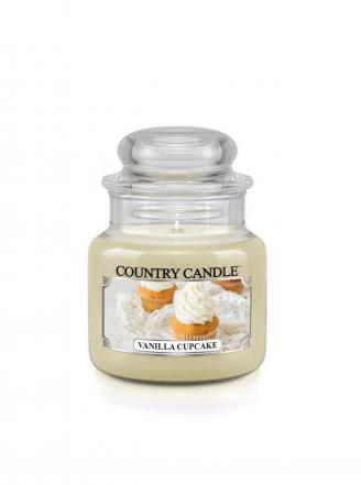 Country Candle  Vanilla Cupcake   Mały słoik (104g)