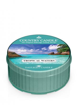 Country Candle  Tropical Waters  Daylight (35g)