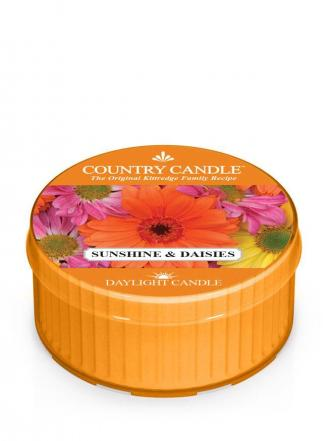 Country Candle  Sunshine & Daisies  Daylight (35g)