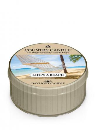 Country Candle  Life s A Beach  Daylight (35g)
