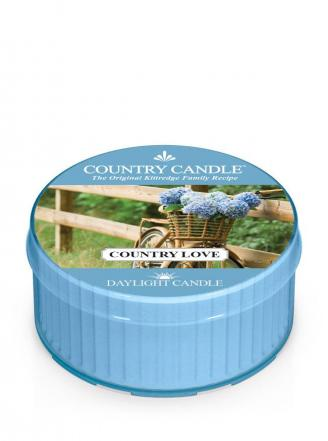 Country Candle  Country Love  Daylight (35g)