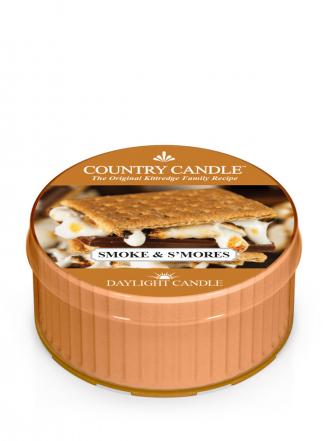 Country Candle  Smoke & S mores  Daylight (35g)