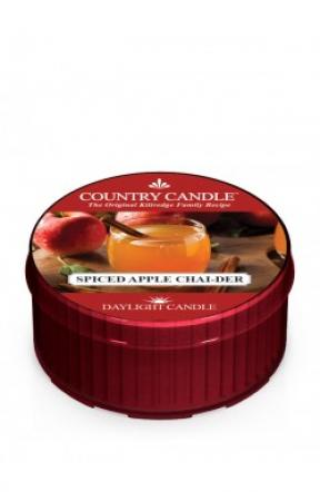 Country Candle  Spiced Apple Chaider  Daylight (35g)