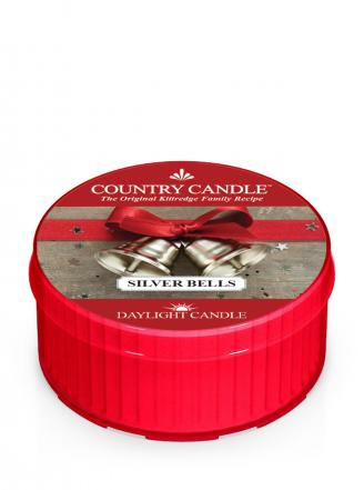 Country Candle  Silver Bells  Daylight (35g)