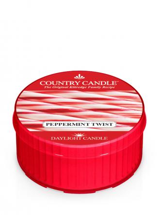 Country Candle  Peppermint Twist  Daylight (35g)