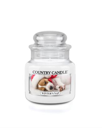 Country Candle  Winter's Nap  Mały słoik (104g)