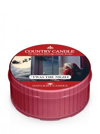 Country Candle  'Twas the Night  Daylight (35g)