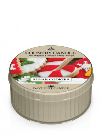 Country Candle  Sugar Cookies  Daylight (35g)