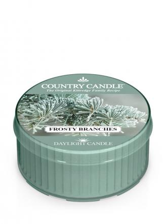 Country Candle  Frosty Branches  Daylight (35g)