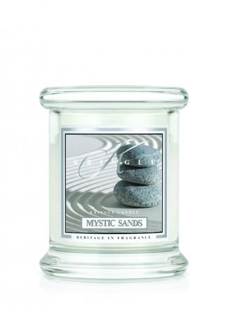 Kringle Candle  Mystic Sands  mini, klasyczny słoik (128g)