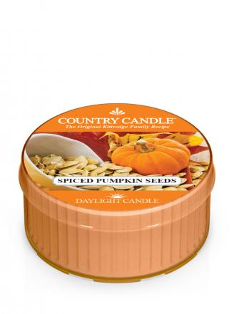 Country Candle  Spiced Pumpkin Seeds  Daylight (35g)