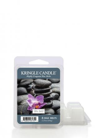 "Kringle Candle  Spa Day  Wosk zapachowy ""potpourri"" (64g)"