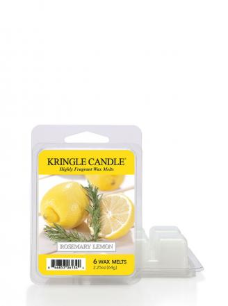 "Kringle Candle  Rosemary Lemon  Wosk zapachowy ""potpourri"" (64g)"