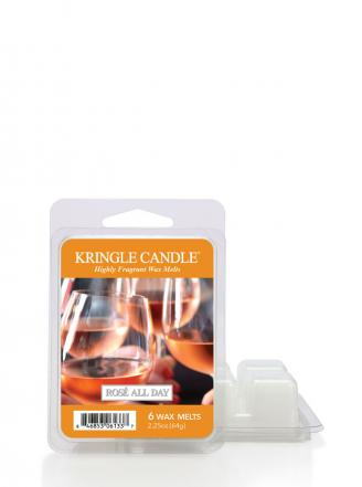 "Kringle Candle  Rose All Day  Wosk zapachowy ""potpourri"" (64g)"