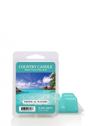 "Country Candle  Tropical Waters  Wosk zapachowy ""potpourri"" (64g)"