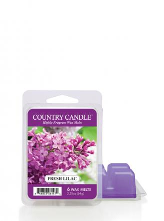 "Country Candle  Fresh Lilac  Wosk zapachowy ""potpourri"" (64g)"