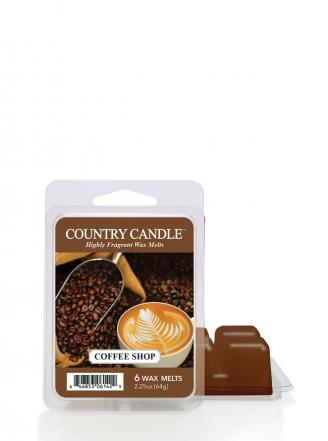 "Country Candle  Coffee Shop  Wosk zapachowy ""potpourri"" (64g)"