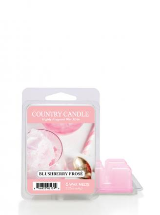 "Country Candle  Blushberry Frose  Wosk zapachowy ""potpourri"" (64g)"