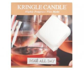 Kringle Candle  Rose All Day  Próbka (ok. 10,6g)
