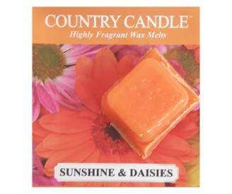 Country Candle  Sunshine & Daisies  Próbka (ok. 10,6g)