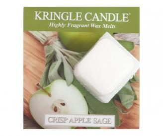 Kringle Candle  Crisp Apple & Sage  Próbka (ok. 10,6g)