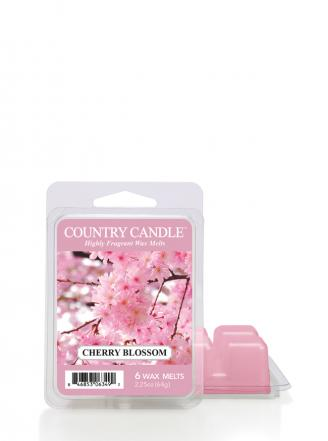 "Country Candle  Cherry Blossom  Wosk zapachowy ""potpourri"" (64g)"