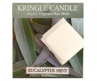 Kringle Candle  Eucalyptus Mint  Próbka (ok. 10,6g)