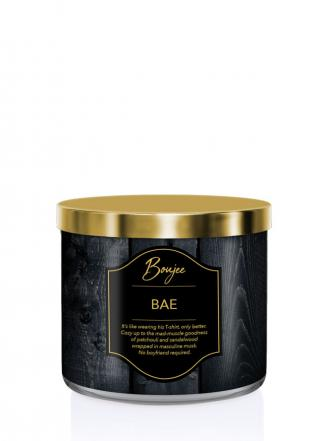 Kringle Candle   Bae (Boujee)  Tumbler (411g) z 3 knotami