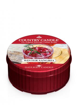 Country Candle  Winter Sangria  Daylight (42g)