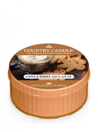 Country Candle  Gingerbread Latte  Daylight (42g)