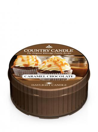 Country Candle  Caramel Chocolate  Daylight (42g)