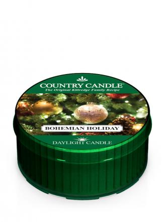 Country Candle  Bohemian Holiday  Daylight (42g)