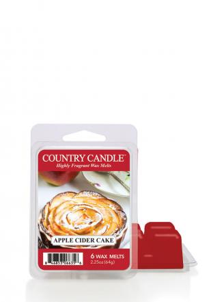 "Country Candle  Apple Cider Cake  Wosk zapachowy ""potpourri"" (64g)"