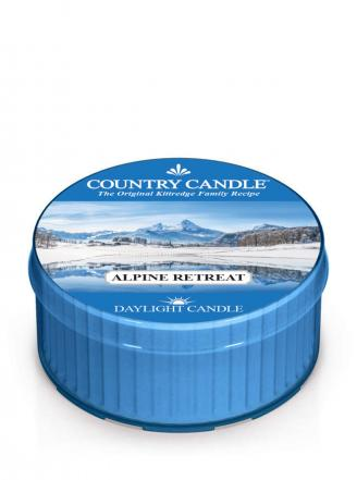 Country Candle  Alpine Retreat  Daylight (42g)