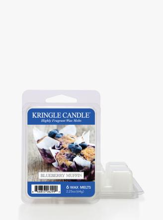 "Kringle Candle  Blueberry Muffin  Wosk zapachowy ""potpourri"" (64g)"